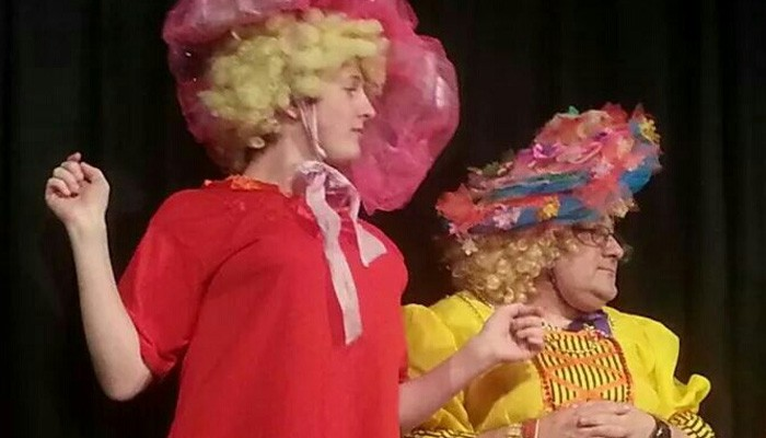 Corsham Panto present Dick Whittington