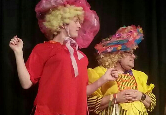 Corsham Panto Group