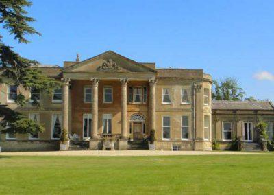 Neston Park House