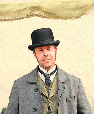 ITV's Mr Whicher comes to Corsham