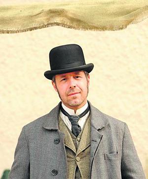 ITV's Mr Whicher comes to Corsham