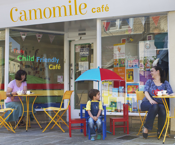 Camomile Café, Corsham