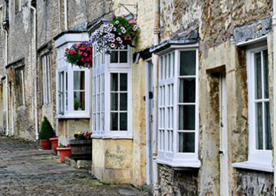 Corsham Flemish Cottages