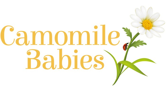 Camomile Babies Baby Massage new website
